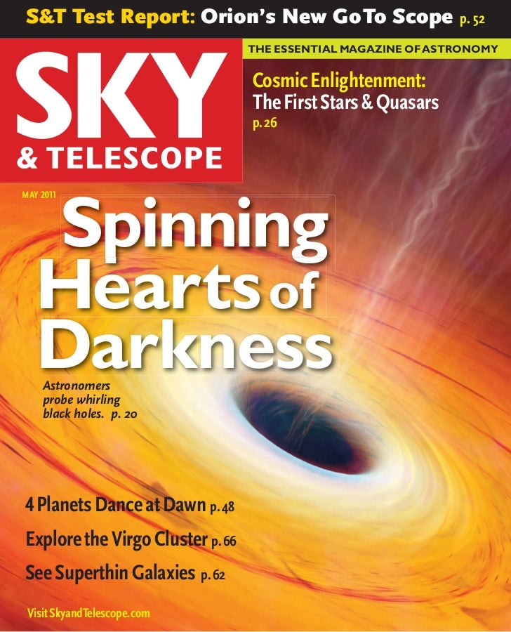 S&T Test Report: Orion's New Go To Scope                       p. 52                                  THE ESSENTIAL MAGAZI...