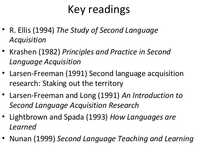I need a question for a Language Investigation topic focussed on Language Acquisition?