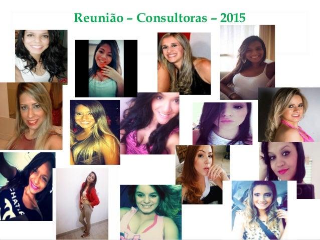 Reunião – Consultoras – 2015