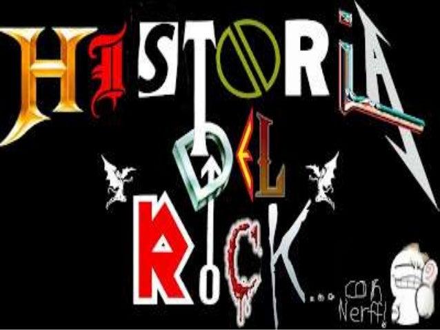 • El rock es un género musical del siglo XX y de la época contemporánea del cual nacen cada uno de los diversos géneros mu...