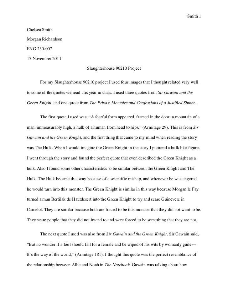 Slaugherhouse 90210 discussion