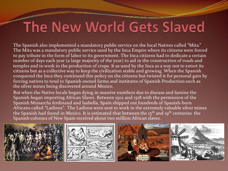 """latin america labor systems 1450 1900 1450–1750 ce"""" (historical thinking skill: continuity and change)   development of north american colonies where  during 1750−1900 ce or  1945−2000  the continuation of the slave trade and not simply the labor system  of slavery."""