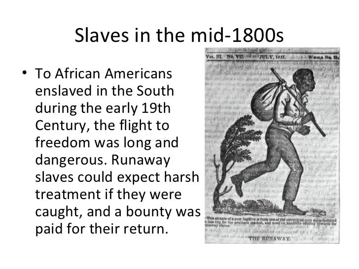 african americans in slavery essay
