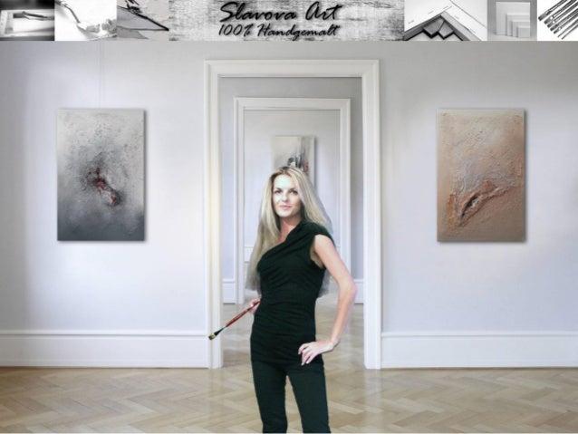 Slavova art wandbilder acrylbilder pdf