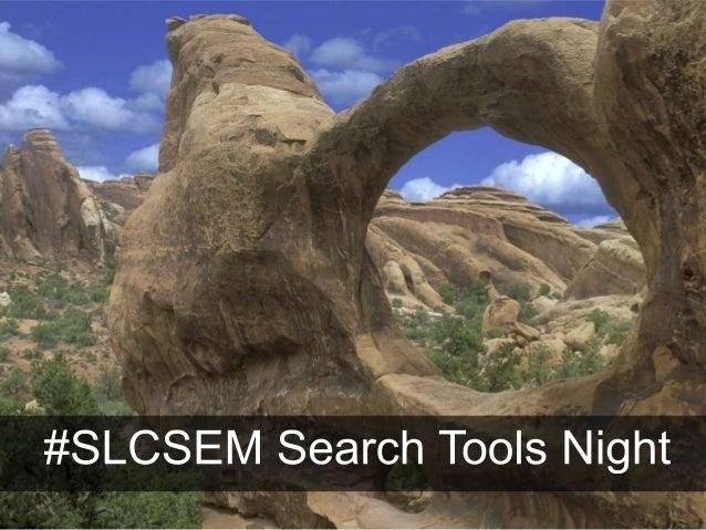 John Gagnon presents Bing Ads Intelligence & PowerMap Tools at SLCSEM