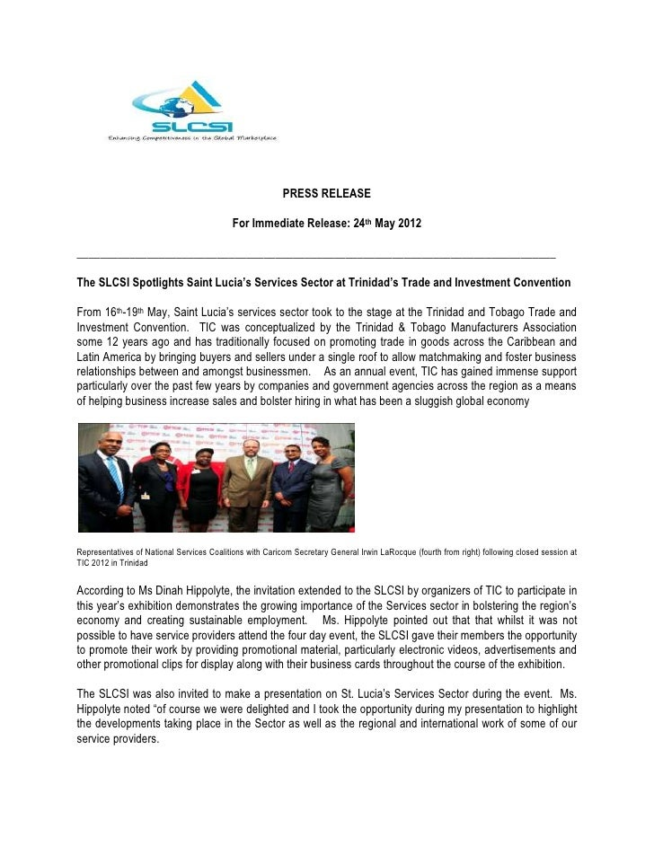 PRESS RELEASE                                           For Immediate Release: 24th May 2012______________________________...