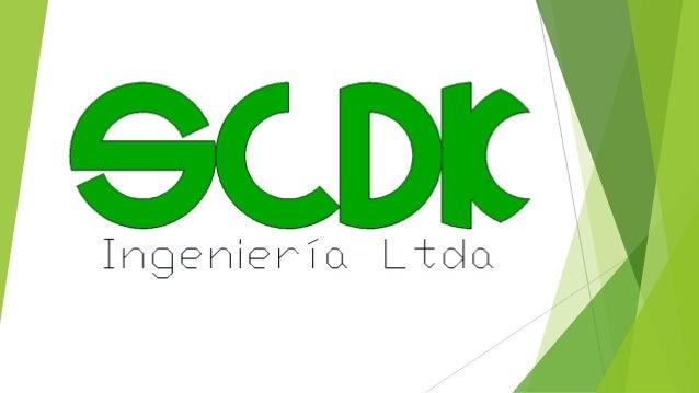 En SLDK Ingenieros Ltda. lideramos proyectos para el  desarrollo sostenible con compromiso, calidad y el  mejor equipo hum...