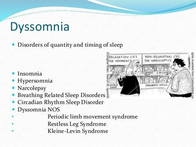 parasomnia essay