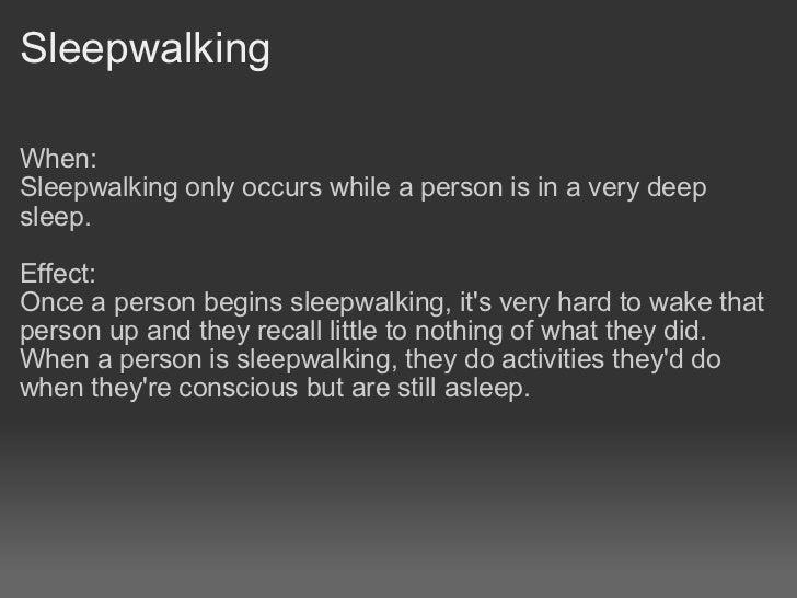10 Scary Sleep Disorders