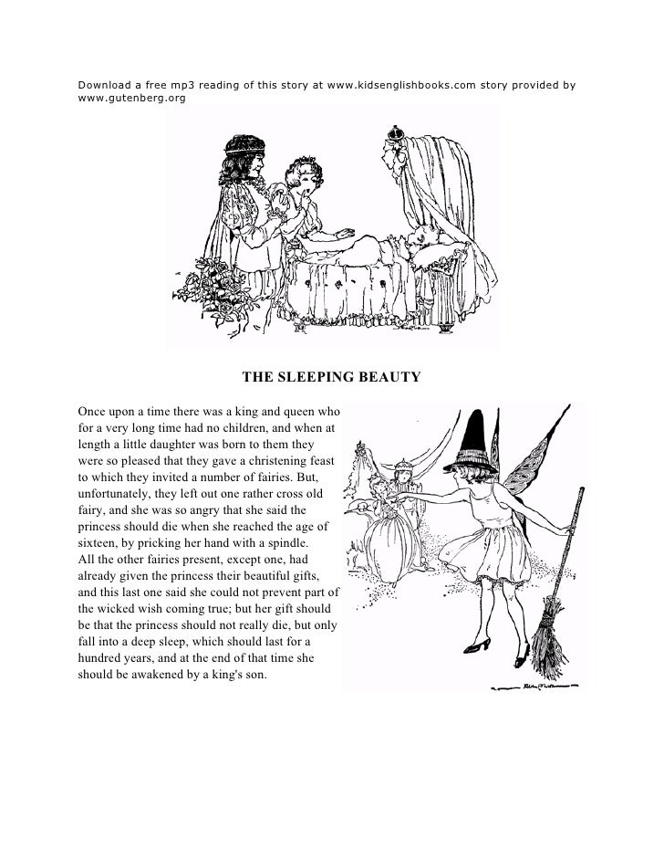 Download a free mp3 reading of this story at www.kidsenglishbooks.com story provided by www.gutenberg.org                 ...
