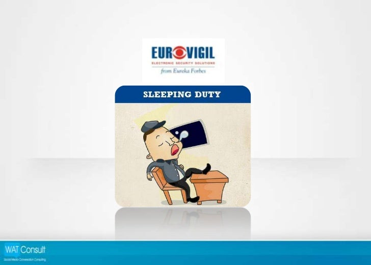 Sleeping Duty Case Study by Eureka Forbes