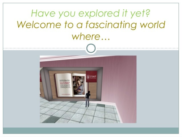 Have you explored it yet? Welcome to a fascinating world where…