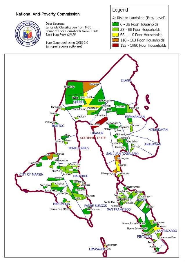 Southern Leyte Landslide #YolandaPH