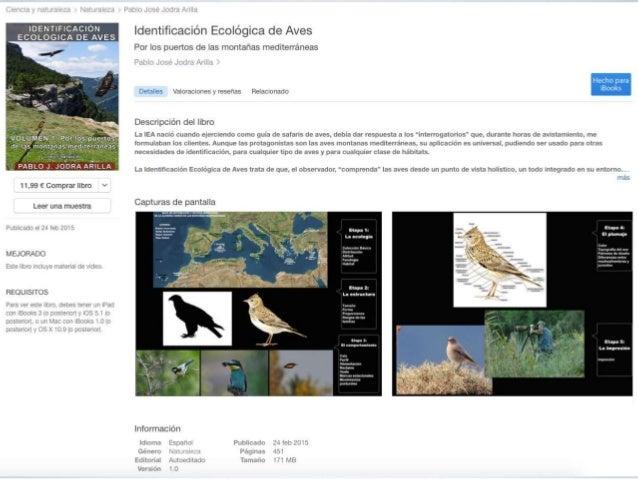 Etapa 1: La ecología Colección Básica Distribución Altitud Fenología Hábitat