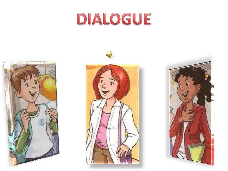 Spansk Meet dialog