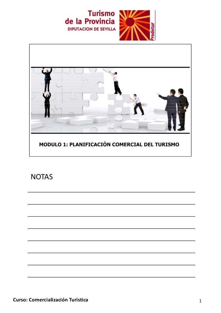 NOTASCurso:ComercializaciónTurística   1