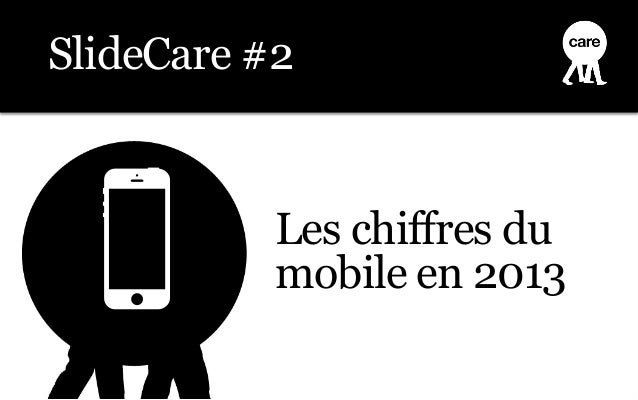 Les chiffres dumobile en 2013SlideCare #2