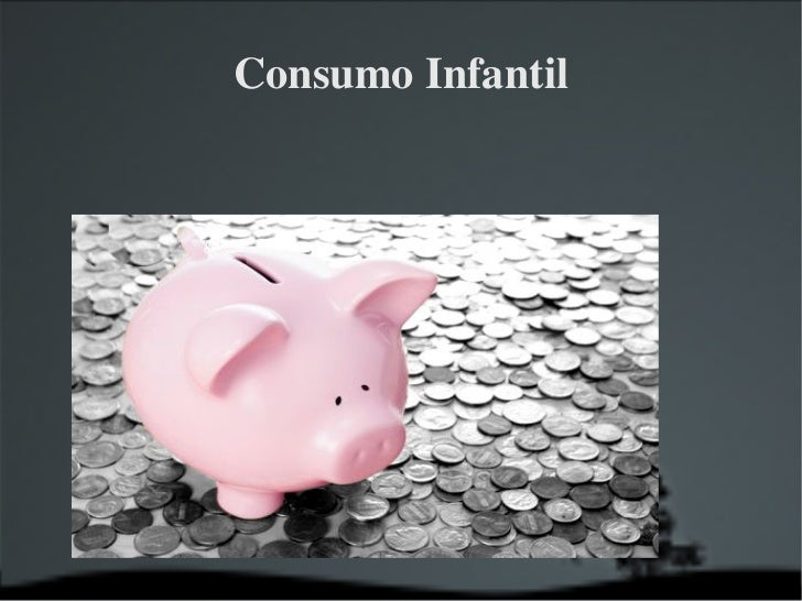 Consumo Infantil