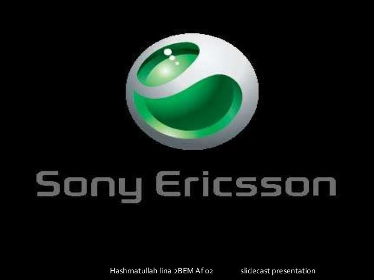 the sony ericsson joint venture But the partnership between ericsson and sony is young the joint-venture company only did its first real product launch this year it unveiled a slew of new phones--and many looked great a new .