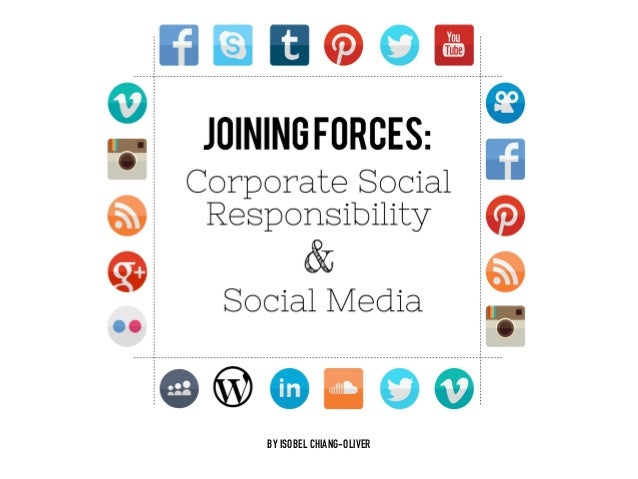 Corporate social responsibility essay