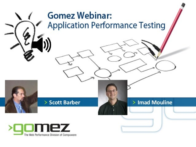 Webinar - Application performance testing conception to gravestone