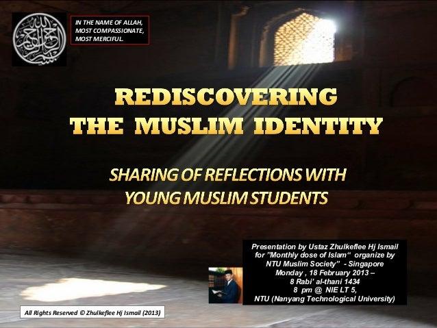 [Slideeshare] ntums-meaning-of-being-muslim-(18-feb-2013)