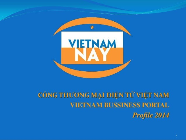 Giới thiệu VietNamNay- Profile 2014