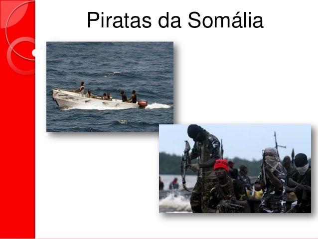 Piratas da Somália