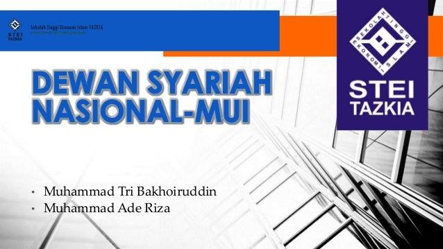 • Muhammad Tri Bakhoiruddin • Muhammad Ade Riza