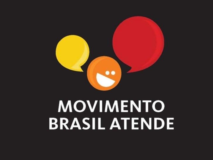 MBA - Movimento Brasil Atende