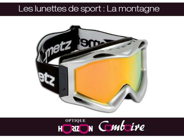 Optique Horizon Comboire - lunettes de montagnes