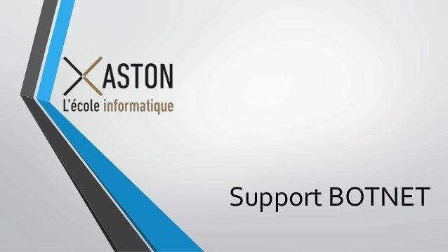 Support BOTNET
