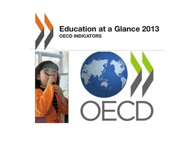 Education at a Glance 2013: cosa dice l'OCSE dell'università italiana?