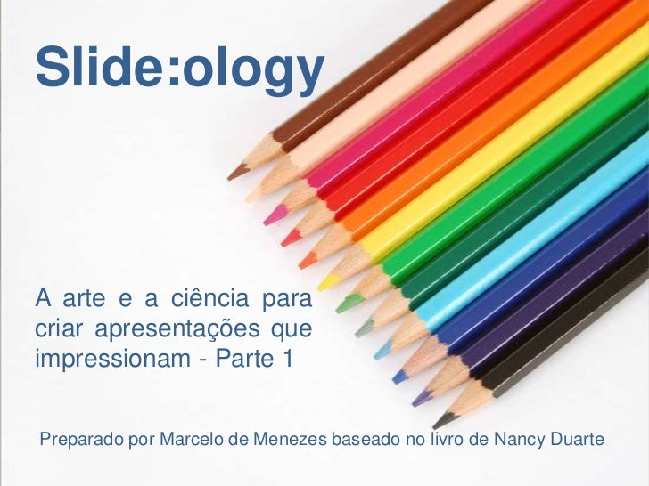 Slideology pencils
