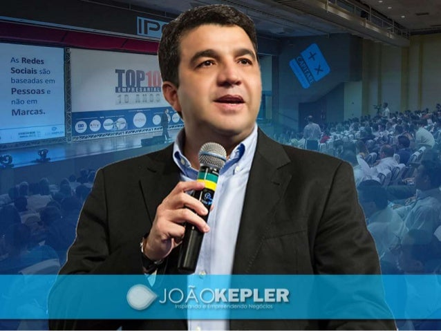 MINI BIO: Reconhecido como um dos grandes palestrantes do Brasil; Empreendedor Serial; Especialista em Com ércio Eletrônic...