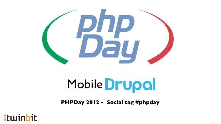 Mobile Drupal
