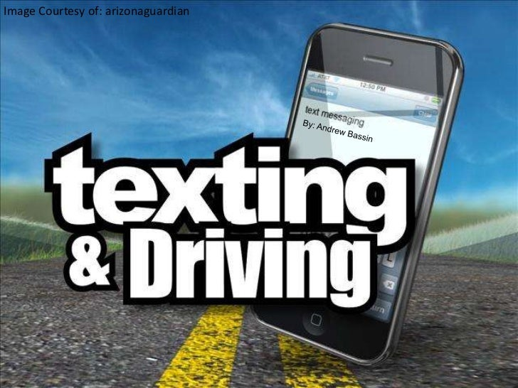 New Text Message! Save a Life, Don't Text and Drive