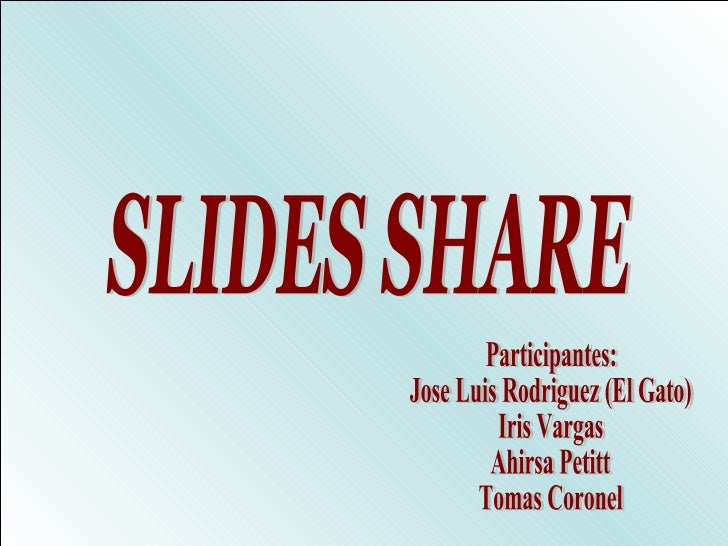 Slidershare[1]PRUEBA