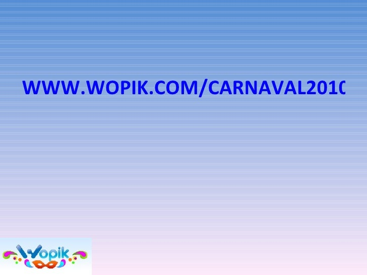 Wopik Carnaval