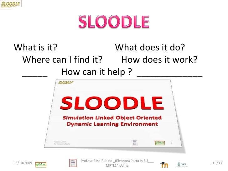 Sloodle at workshop Mptl14 UD V.3