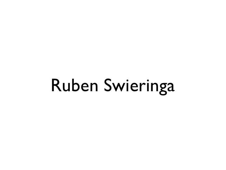 Ruben Swieringa