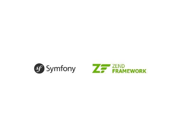 ZendFramework2 & Symfony2