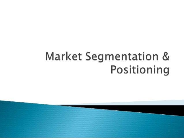 The Truth on Segmentation