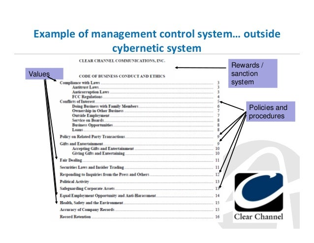 management control system of amul