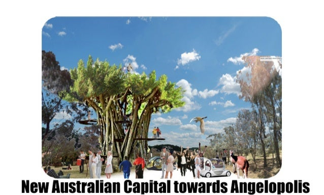 AUSTRALIAN CAPITAL CITY TOWARDS ANGELOPOLIS