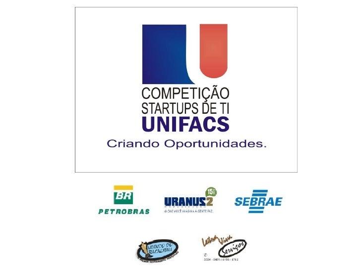 Competição de startups - 2009.1