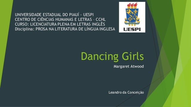 Dancing Girls - Margaret Atwood by Leandro