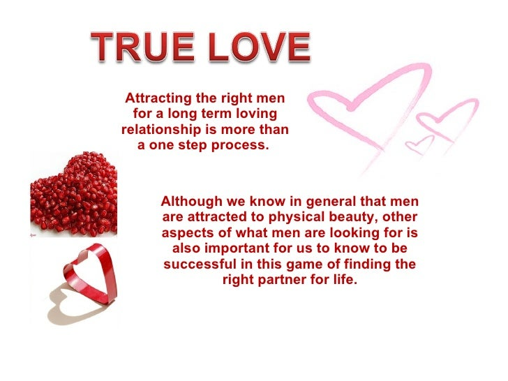how to find a true love relationship