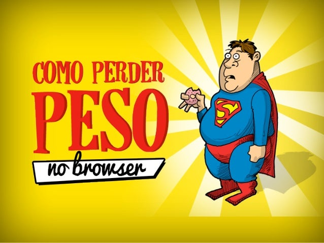 Como Perder Peso (no browser)