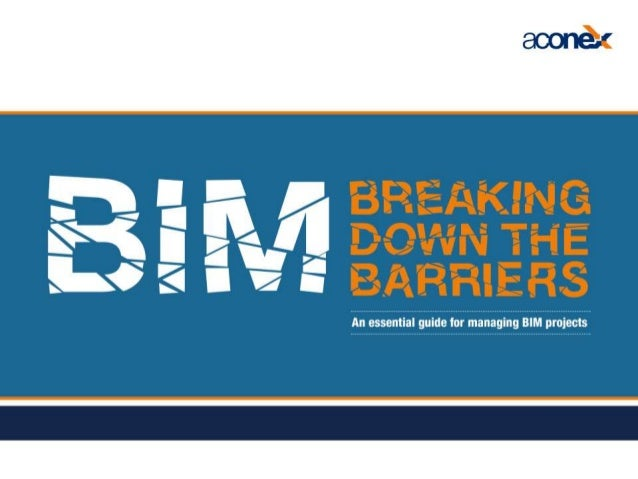 BIM – Tools for Breaking Down the Barriers